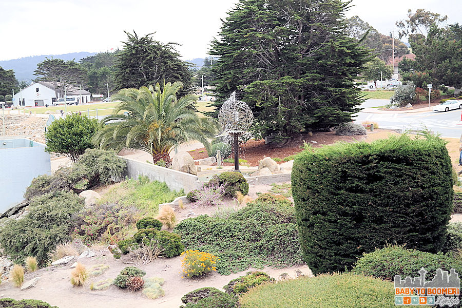 Monterey Bay Inn - view