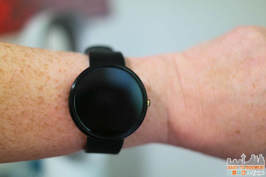 Moto 360 - Motorola Moto 360 Smartwatch - AT&T #ATTSEATTLE ad