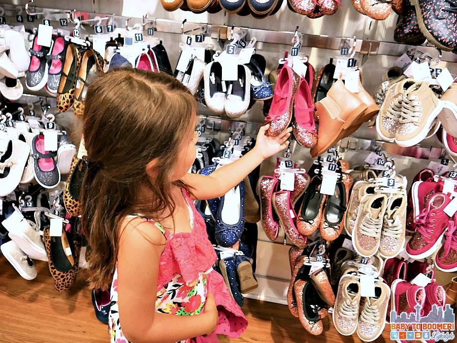 OshKosh Shoes - Back to School with OshKosh - Sizes 0-12 Plus 25% Off Coupon #backtobgosh #BgoshJeanius #ad