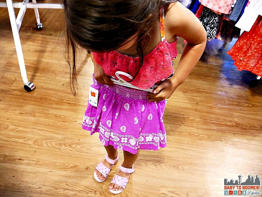 OshKosh Shopping -0 Back to School with OshKosh - Sizes 0-12 Plus 25% Off Coupon #backtobgosh #BgoshJeanius #ad