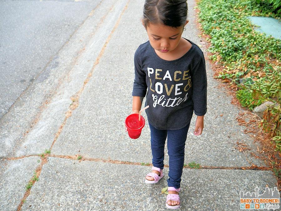Peace Love Glitter 0 Back to School with OshKosh - Sizes 0-12 Plus 25% Off Coupon #backtobgosh #BgoshJeanius #ad