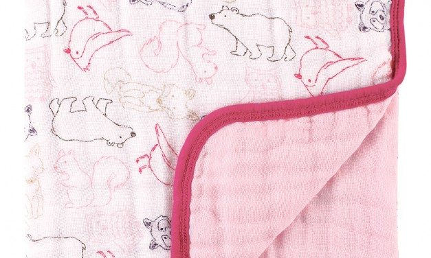 Why Organic Muslin is best For Swaddling Blankets, Bedding, & More