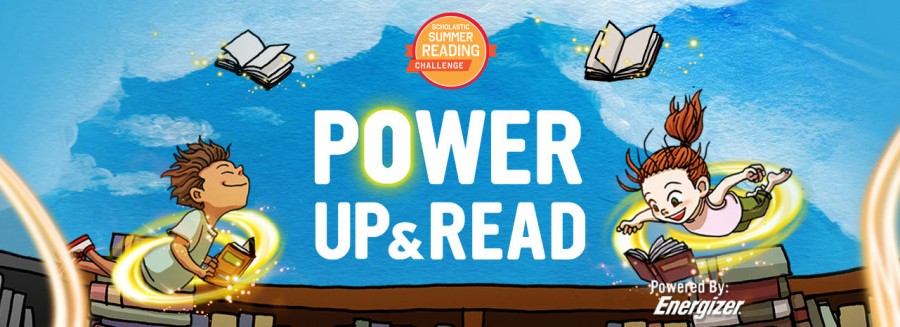 Back to School Prep with the Energizer Instant Win Game and Scholastic Reading Challenge! #SummerReading @Scholastic  ad