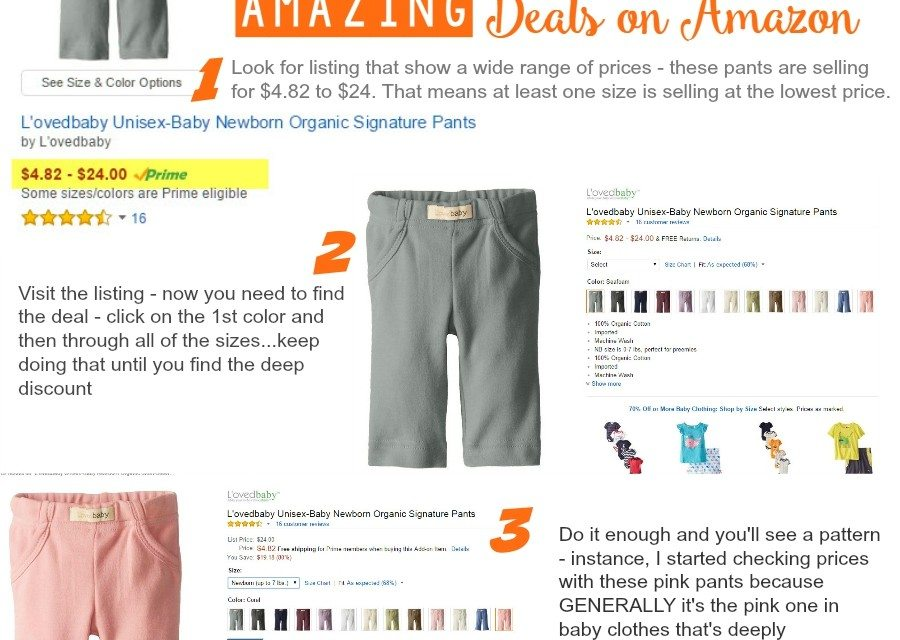 The Secret to Scoring Amazing Deals on Amazon