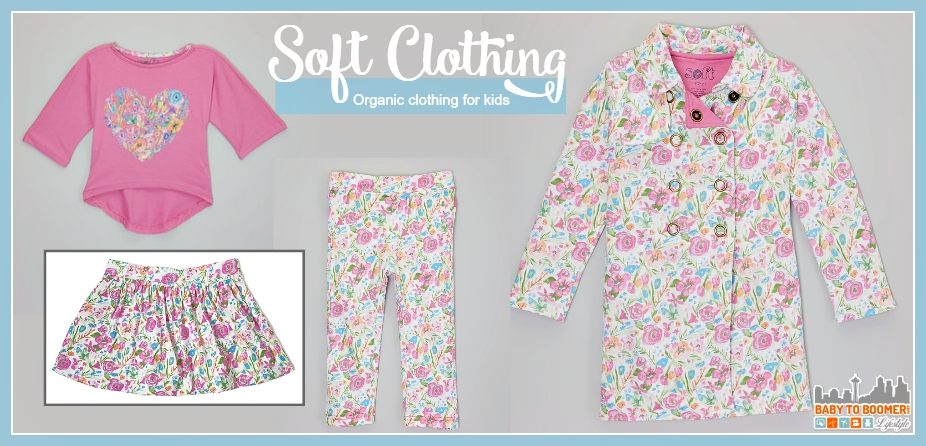 Soft Clothing Organic Outfit - total price $35
