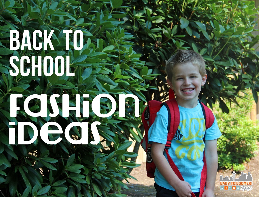 Back to School Fashion with Macy's #ad