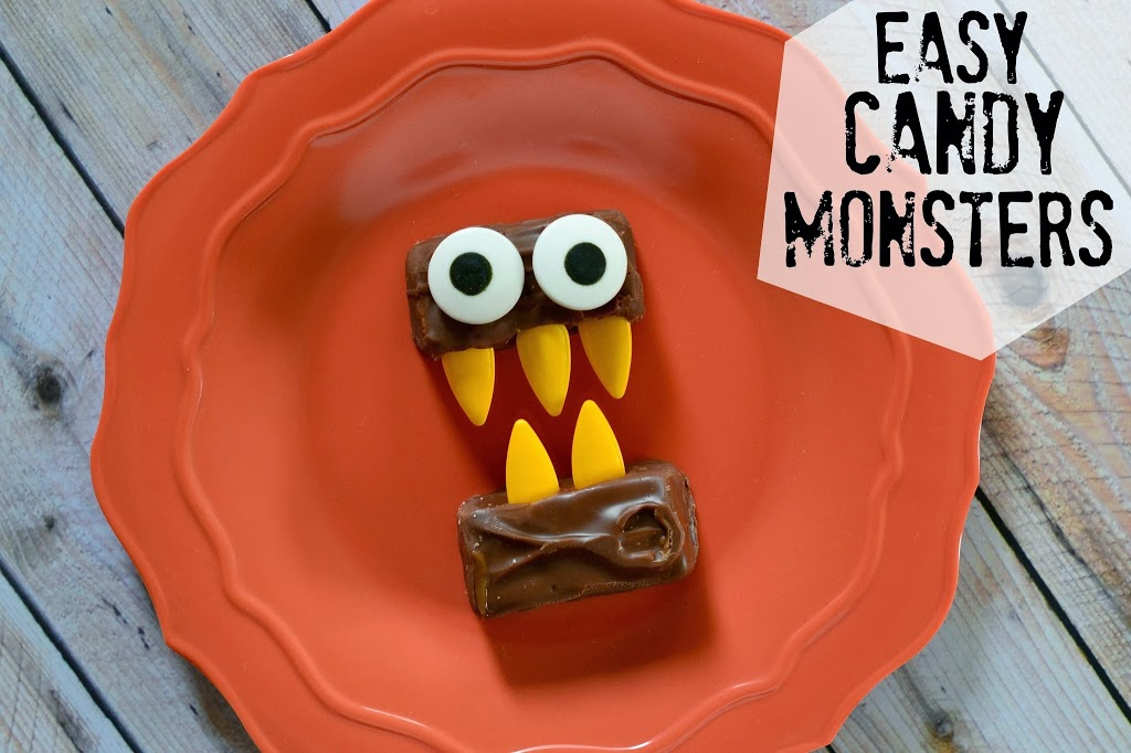 Easy Candy Monsters