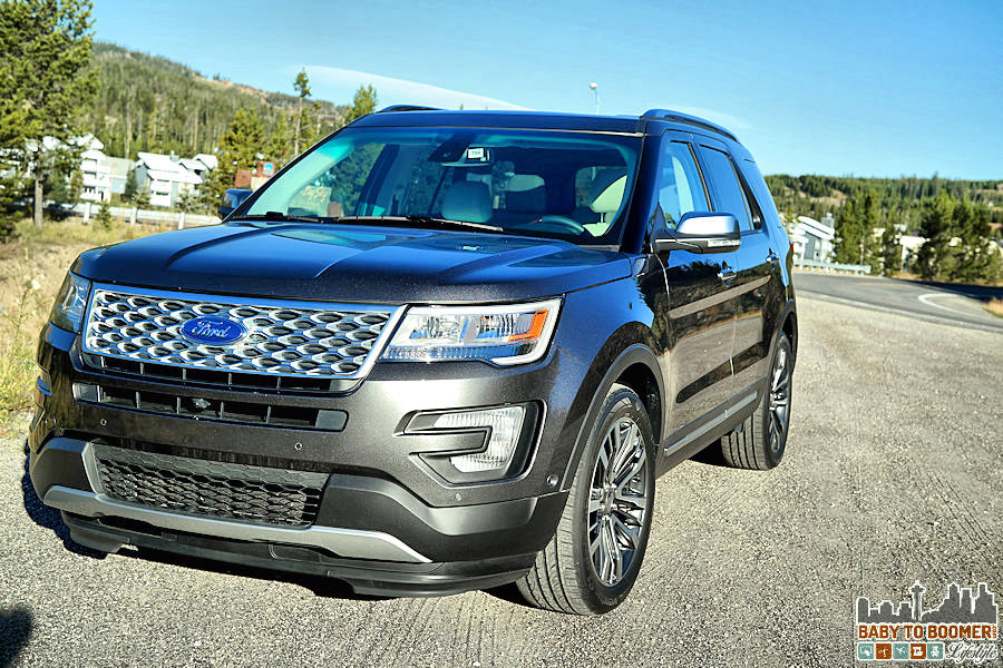 2016 ford explorer platinum cutting edge tech in a sleek package. Black Bedroom Furniture Sets. Home Design Ideas