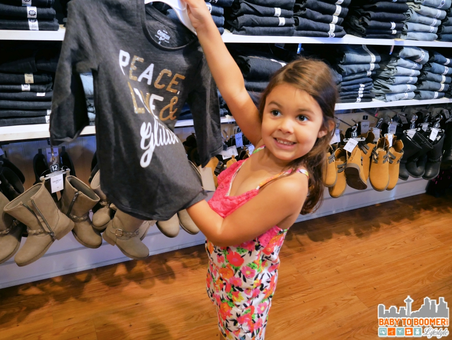 Back to School Clothes Shopping - Back to School Moments with the new Panasonic Lumix G7 #ad