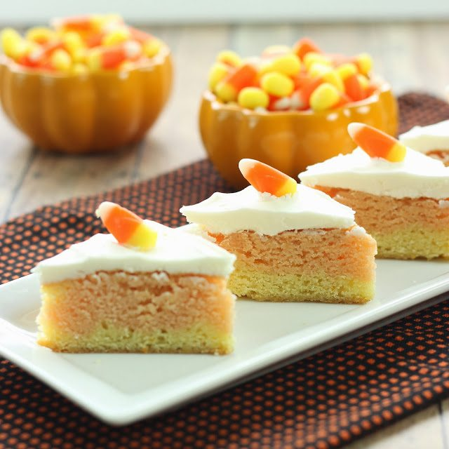 Candy Corn Bars