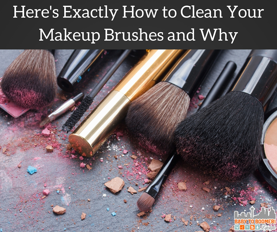 Exactly How to Clean Your Makeup Brushes and Why