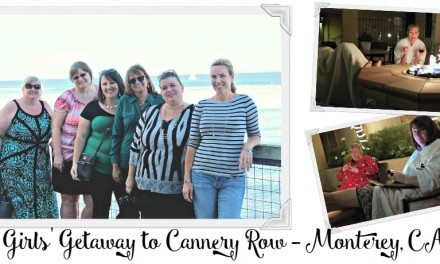Where to Stay on Cannery Row:  Monterey Bay Inn, CA