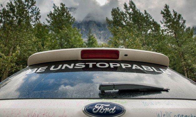 2016 Ford Explorer Platinum Adventure Tour