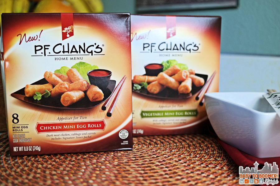 PF Changs Home Menu - Appetizers
