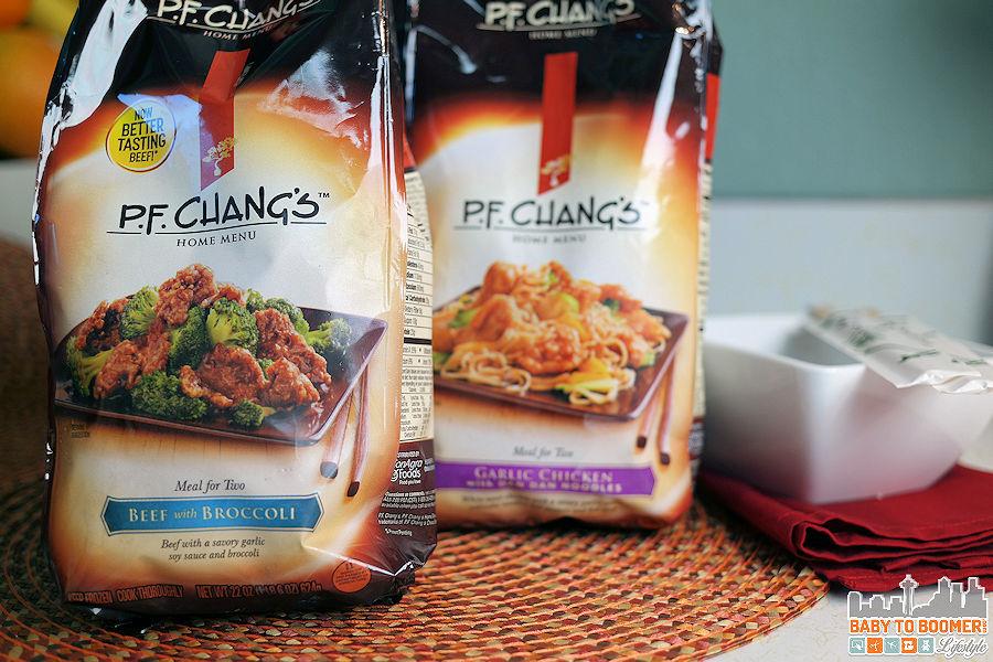 PF Changs Home Menu - Entrees