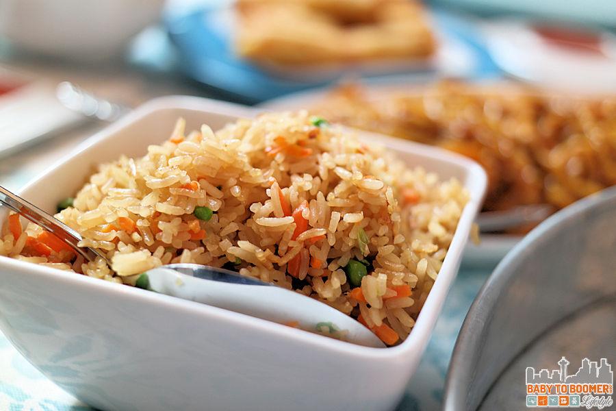 PF Changs Home Menu - Veggie Fried Rice