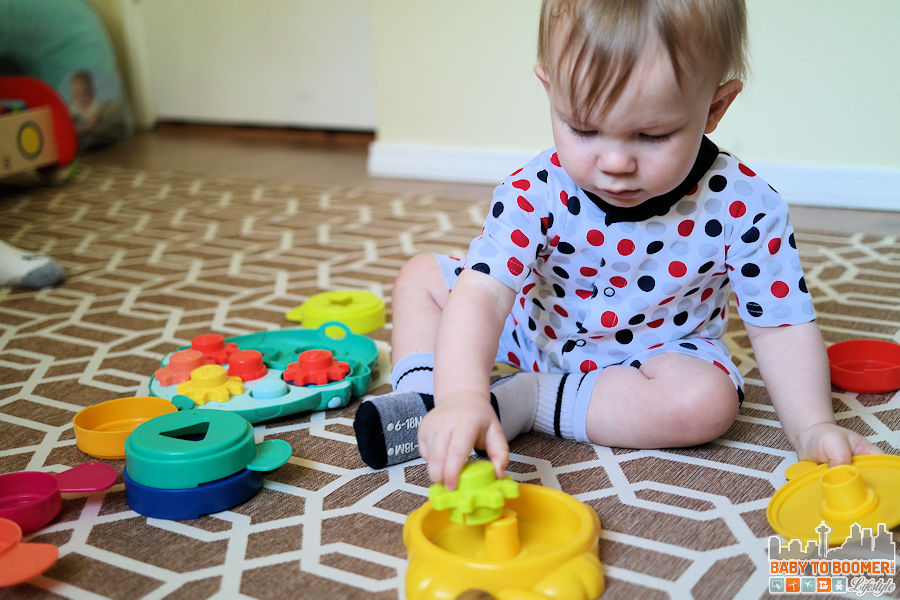 PLAYSKOOL Play, Stow, Go Toys: Take The Fun On the Road #PlaySkoolOntheGo #ad