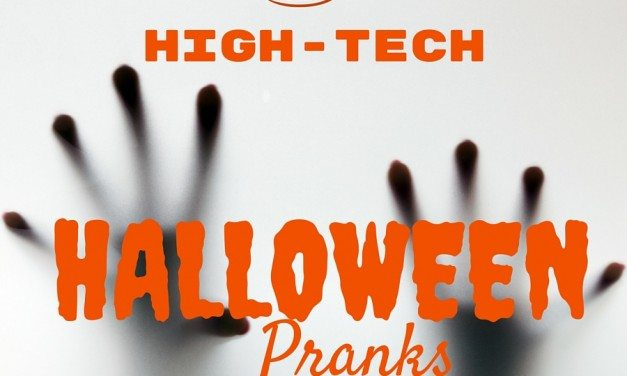 5 High-Tech Halloween Pranks Anyone Can Do #BestBuyHalloween @BestBuy
