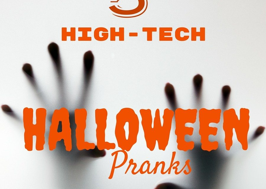 5 High-Tech Halloween Pranks Anyone Can Do