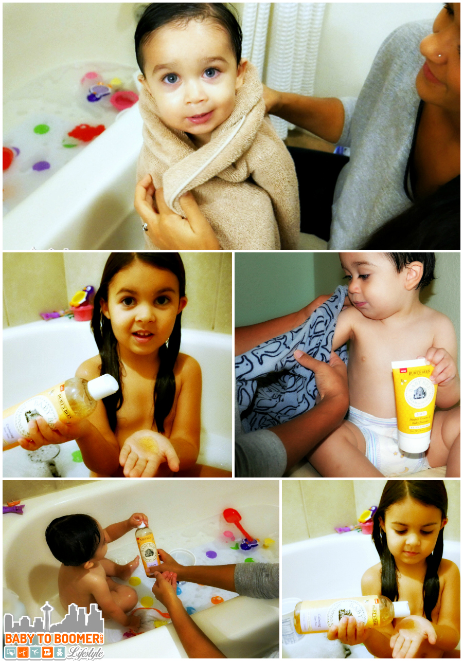 burt u0027s bees for babies natural products for bathtime