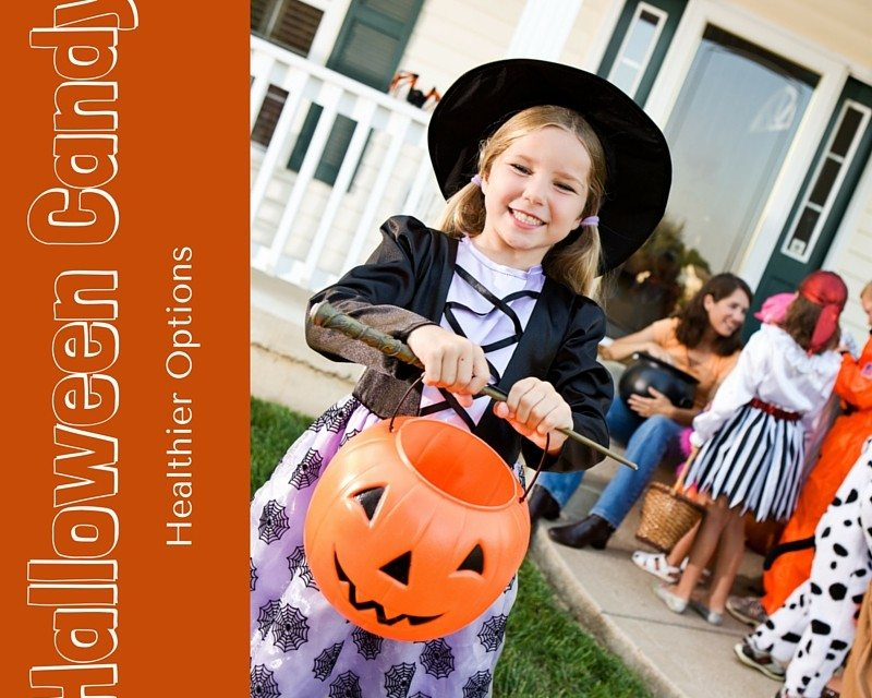 Halloween Candy: Guilt-Free and Healthier Options