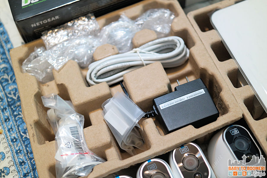 arlo security cameras wire free indoor outdoor system. Black Bedroom Furniture Sets. Home Design Ideas