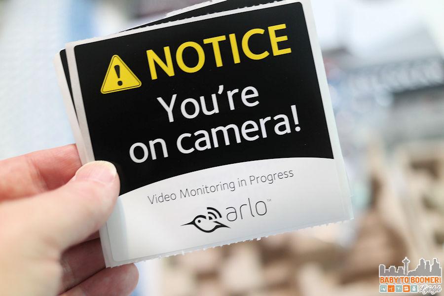 Arlo Security Cameras: Wire-free Indoor/Outdoor System