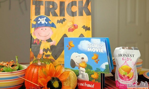 Peanuts Movie-Inspired Treats and Exclusive Trick or Treat Bag