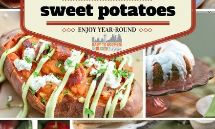 Recipes for Sweet Potatoes: Enjoy them Year-Round