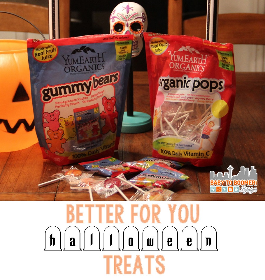 Better For You Halloween Candy
