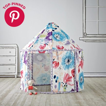 Top Pinned Playhouses, P and Teepees Plus Our Holiday Picks