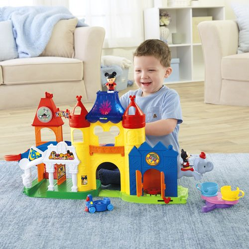 Toddler Toys: Disney Fisher-Price Mickey and Minnie Sets