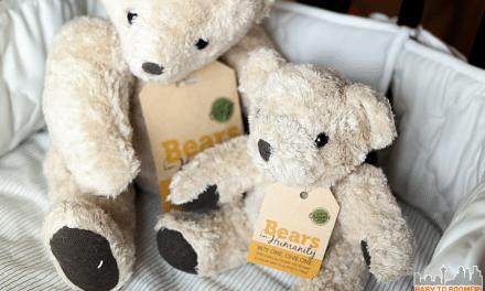 Bears for Humanity: Buy One, Give One Organic Teddy Bear