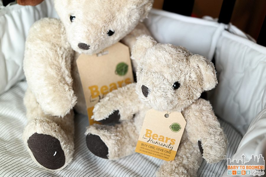 Bears for Humanity - Organic Toys for Kids Baby