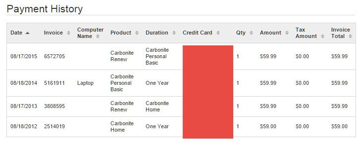 Carbonite Pricing History - Automatic Backup Storage Online - Safely Store Your Data! @Carbonite #Carbonite4Me #ad
