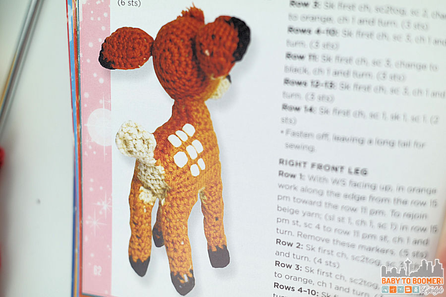 Disney Crochet Kit - Photos  -  Classic Disney Crochet Patterns and Kit - 12 Characters! ad