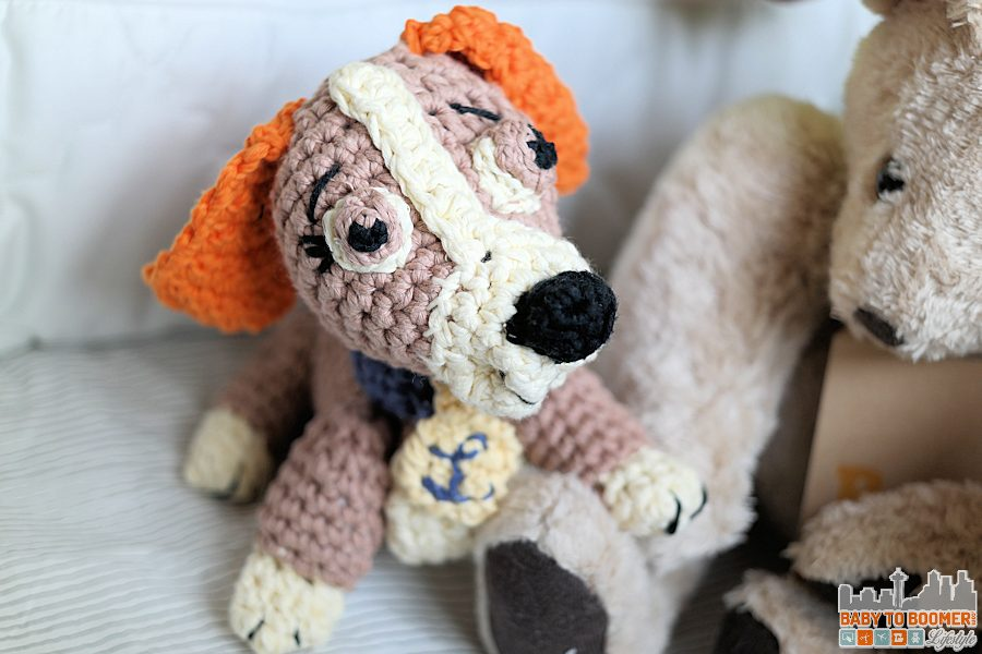 Classic Disney Crochet Patterns and Kit – 12 Characters!