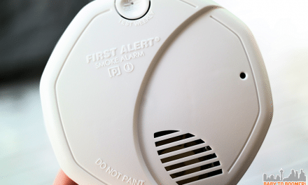 First Alert 10-Year Alarm: Give the Gift of Peace of Mind