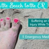 Suffering an Illness or Injury While Traveling – 6 Emergency Medical Tips
