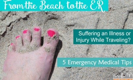 6 Emergency Medical Tips for Travelers #Travel #visitsjv