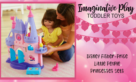 Toddler Toys: Disney Fisher-Price Little People Princess Sets