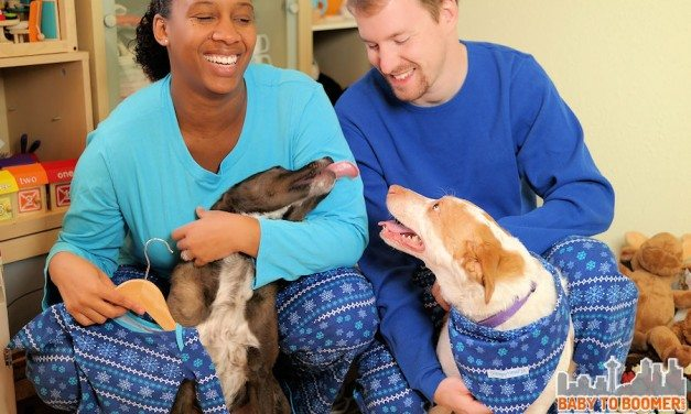 Sleepyheads.com Matching Family Pajamas – A Fun Holiday Tradition