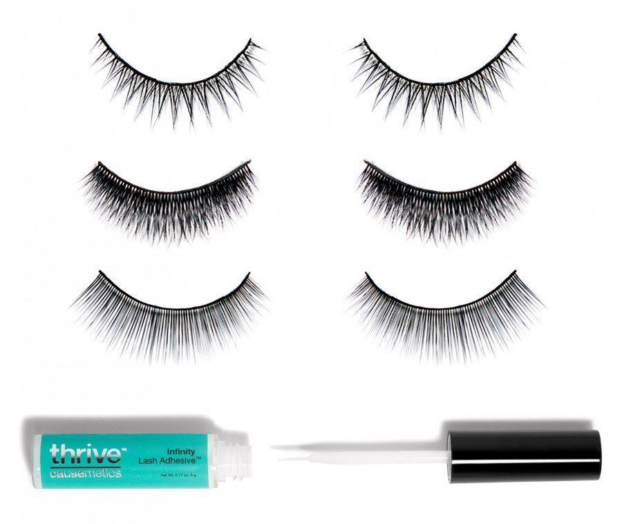 Holiday Gifts that Giveback - Merry Maker Lash Trio and Adhesive