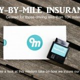 Metromile: Pay-Per-Mile Insurance For Casual Drivers #GIVEAWAY