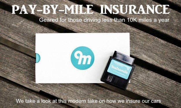 Metromile: Pay-Per-Mile Insurance For Casual Drivers