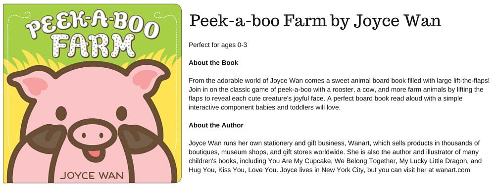 Peek-a-Boo Farm