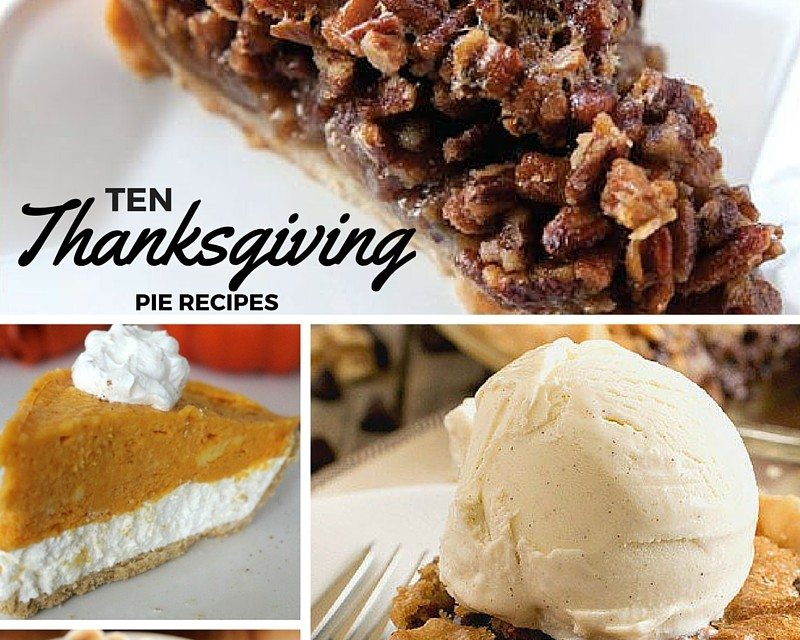 10 Pies Perfect for the Holidays