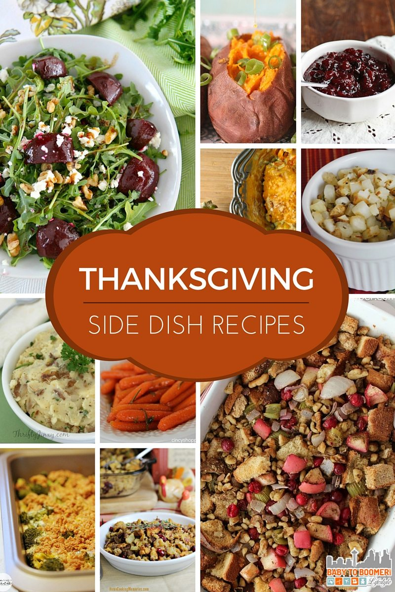 Thanksgiving Side Dish Recipes: 10 Alternatives to Green Bean Casserole