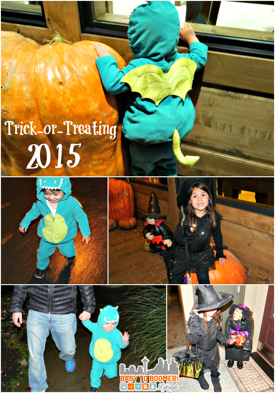 Trick-or-treating 2015 - Panasonic Lumix G7: I'm Ready to Capture the Holidays! #4KPhoto #4KFun #IC #ad