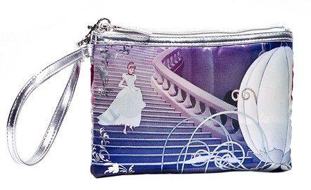 Disney Cinderella Makeup Bag: Walgreens.com Exclusive ad